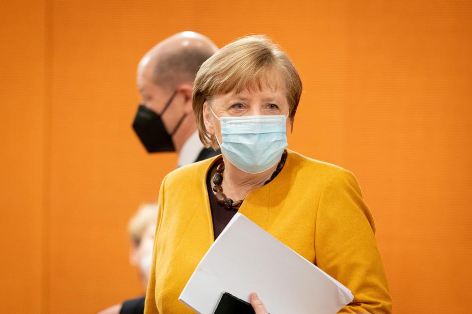 Bundeskanzlerin Angela Merkel (66) trommelt erneut alle Ministerpräsidenten zusammen.
