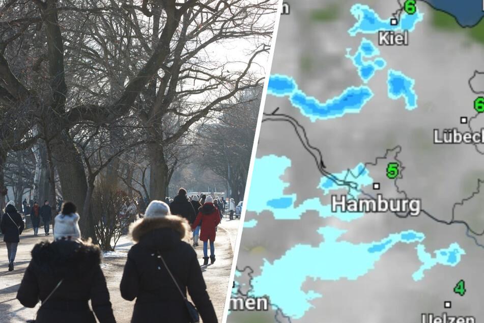 Nach Frühlings-Intermezzo: Jetzt wird's frostig kalt im Norden!