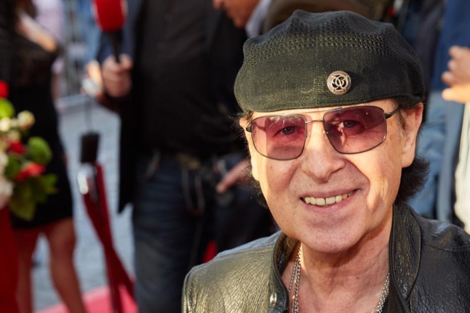 Scorpions-Sänger Klaus Meine: Corona nicht der Grund, weshalb er Maske trägt