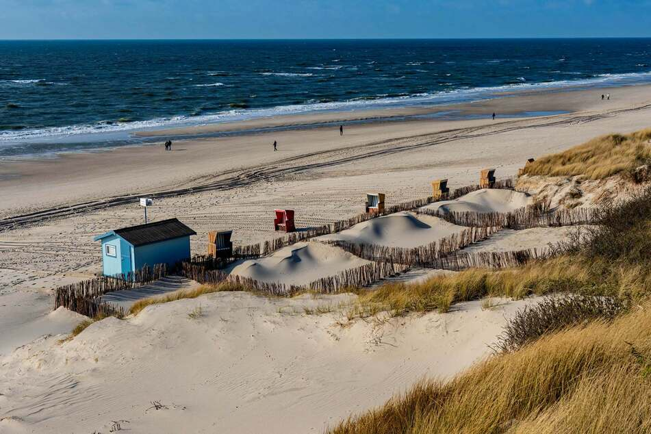 Auf Sylt kann ein großer Strandabschnitt ersteigert werden.