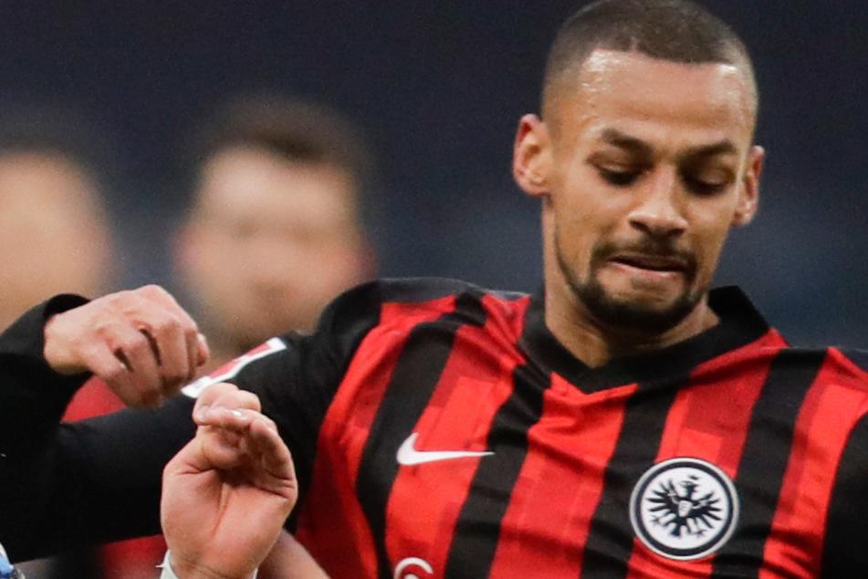 Eintracht Frankfurts Djibril Sow (24) glaubt fest an einen Champions-League-Einzug seines Teams.