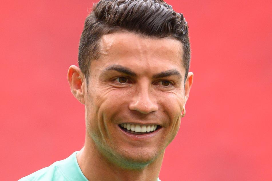 Cristiano Ronaldo (36) mag Coca-Cola nicht - so viel ist sicher.