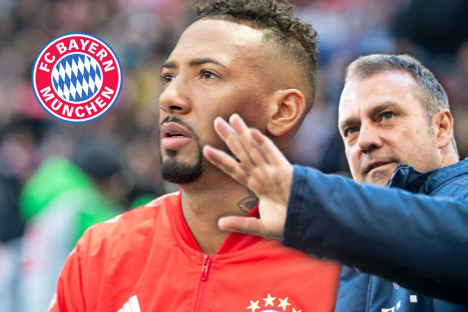 Alles wegen Hansi Flick: Boateng verrät, warum er noch beim FC Bayern spielt