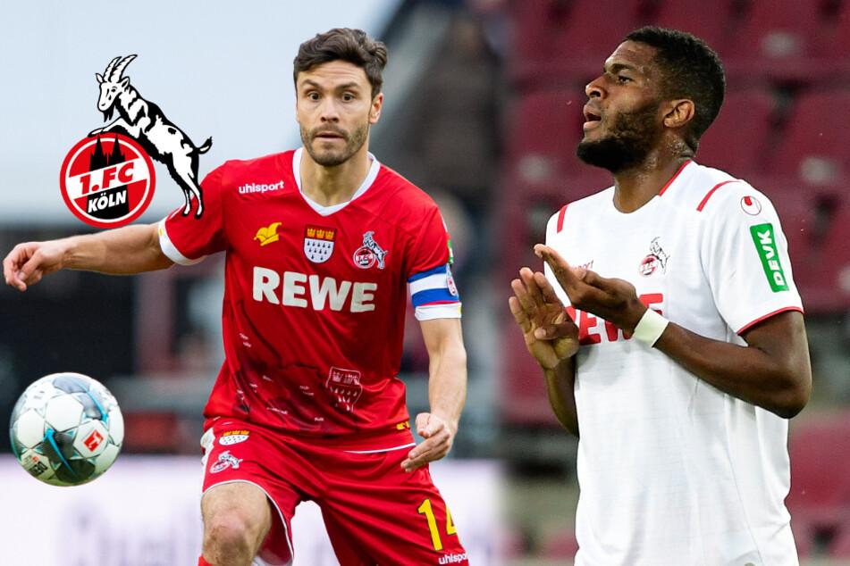 1. FC Köln muss gegen Frankfurt ohne Hector ran, was wird mit Modeste?