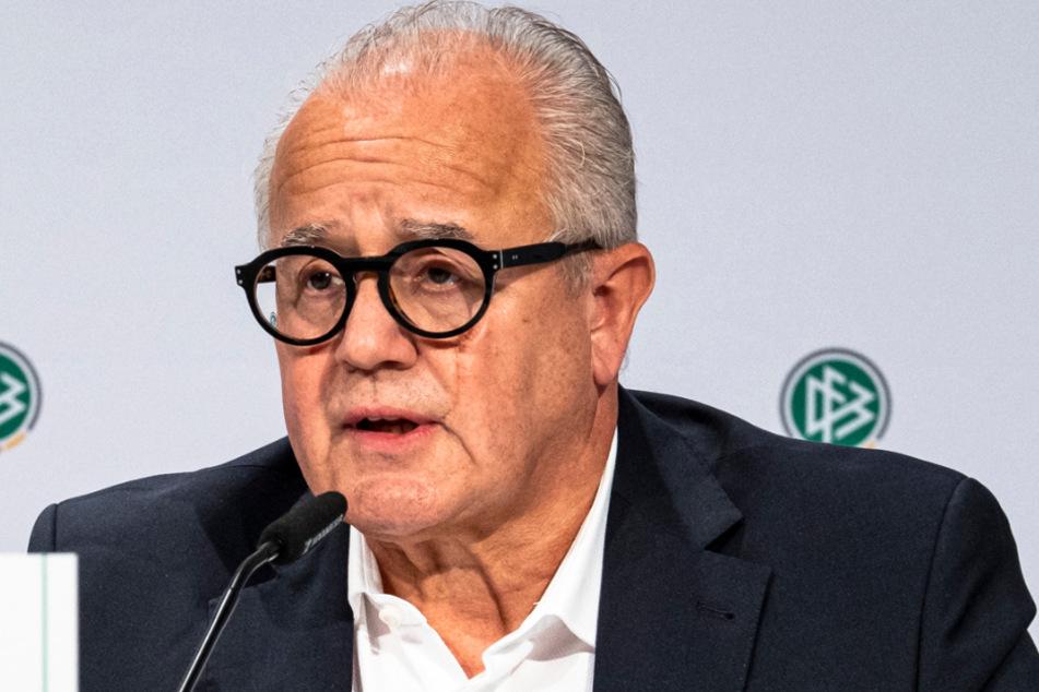 DFB-Präsident Fritz Keller begrüßte den Beschluss ausdrücklich.
