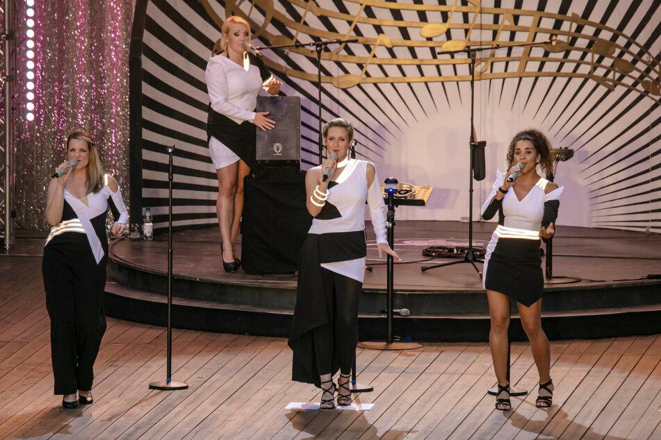 Die Dresdner A Cappella Band medlz.