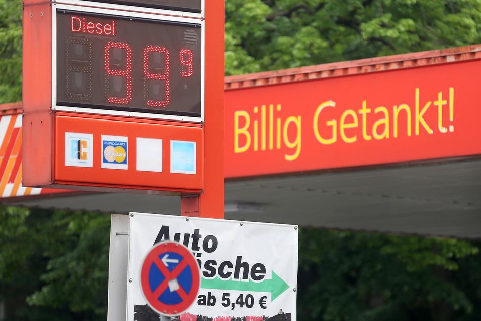 Öl und Kraftstoffe wurden während Corona weniger verkauft.