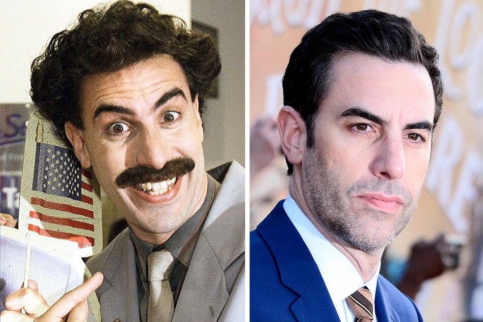 """Borat""-Darsteller Sacha Baron Cohen crasht Rechten-Veranstaltung"