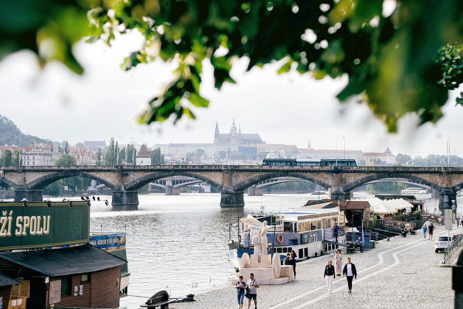 Noch ist der Urlaub in Prag nicht ohne Weiteres möglich.