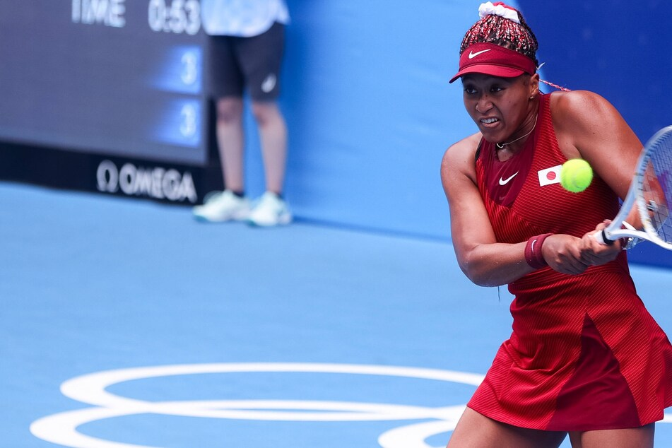 Olympics: Naomi Osaka continues to roll through the women's draw at the 2020 Tokyo games