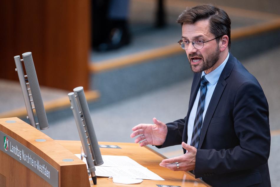 SPD-Parteichef Thomas Kutschaty (53) war der Meinung, dass man schon Anfang Oktober einen neuen Regierungschef finden solle.