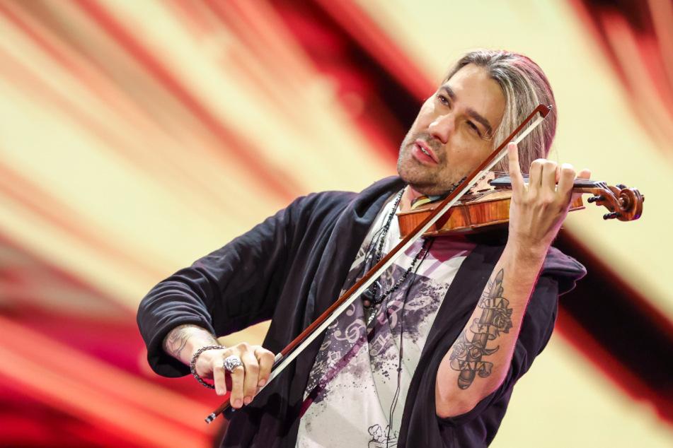 David Garrett: Stargeiger kündigt Mega-Tournee an!