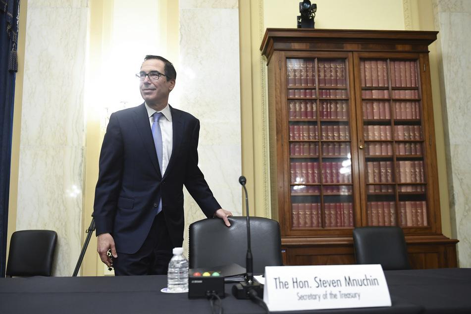 Steven Mnuchin, Finanzminister der USA.