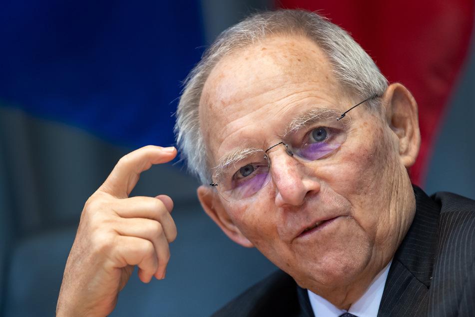 Bundestagspräsident Wolfgang Schäuble (78, CDU) äußert scharfe Kritik.
