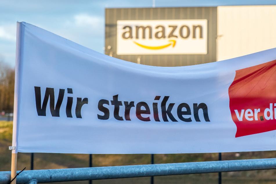 Streik bei Amazon in Bad Hersfeld bis einschließlich Heiligabend