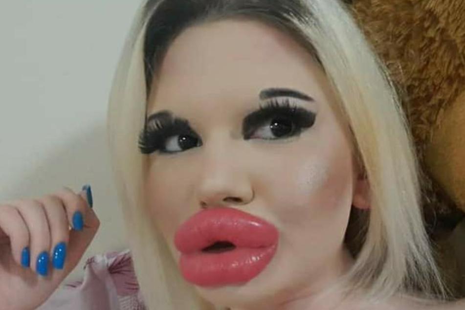 Andrea Ivanova (23) bekommt nicht genug von Schönheitseingriffen.