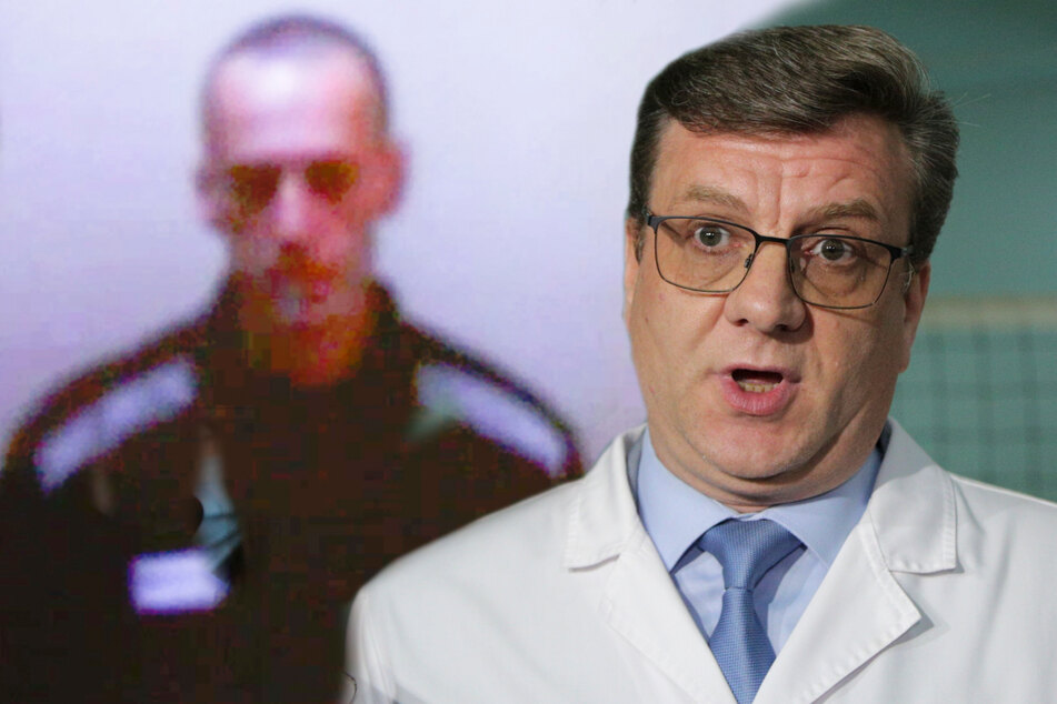 Nächstes Drama um Nawalny: Jetzt wird sein ehemaliger Chefarzt vermisst!
