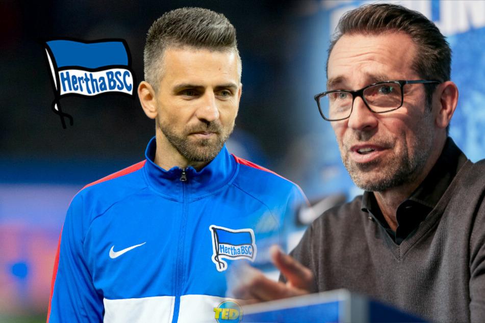 Manager Preetz: Keine Zukunft bei Hertha für Ibisevic?