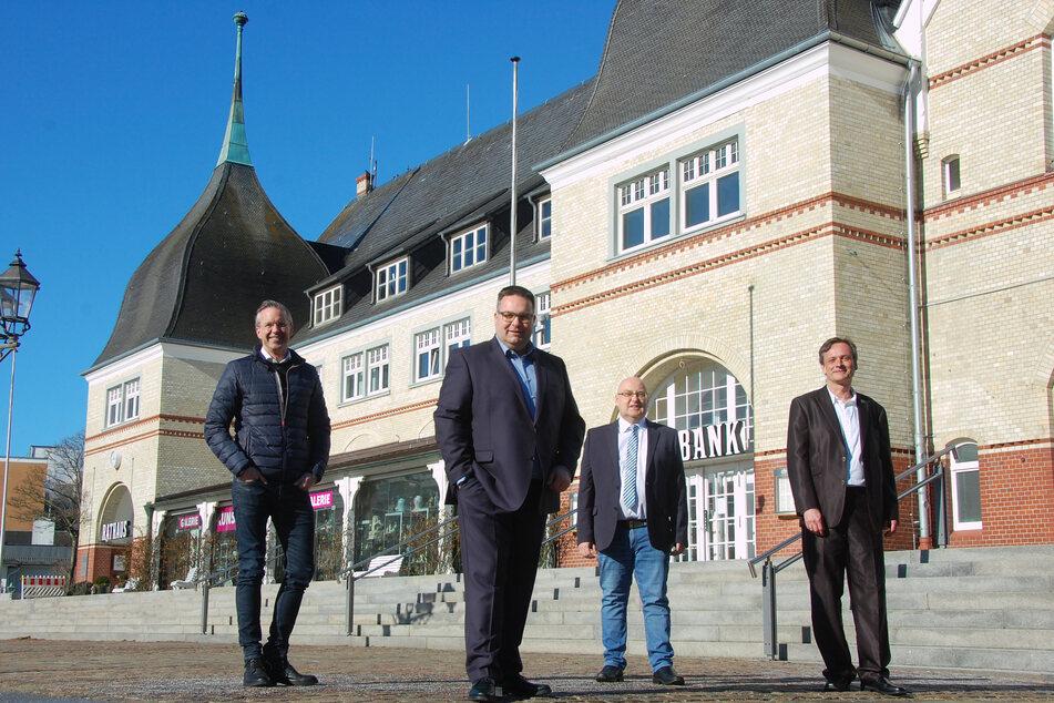 Wahlen auf Sylt: Dieses Trio fordert den Bürgermeister heraus