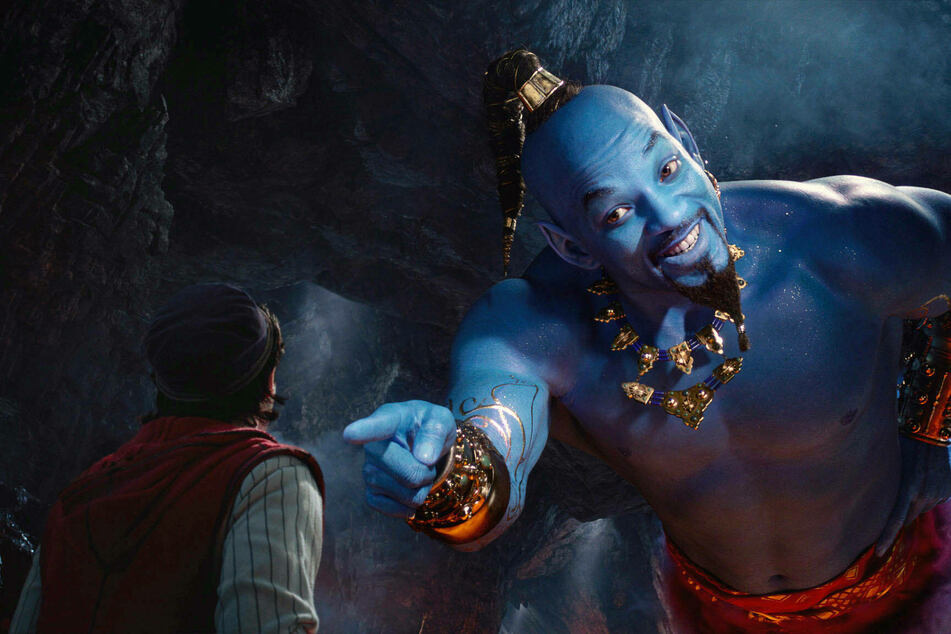 Will Smith (52) received a lot of criticism as Genie in Disney's live action Aladdin, with some people saying he wasn't toned enough for the part.