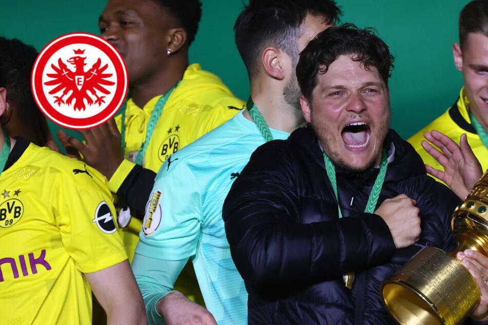 Kommt Edin Terzic? Verhandlungen mit Eintracht Frankfurt angeblich noch in dieser Woche