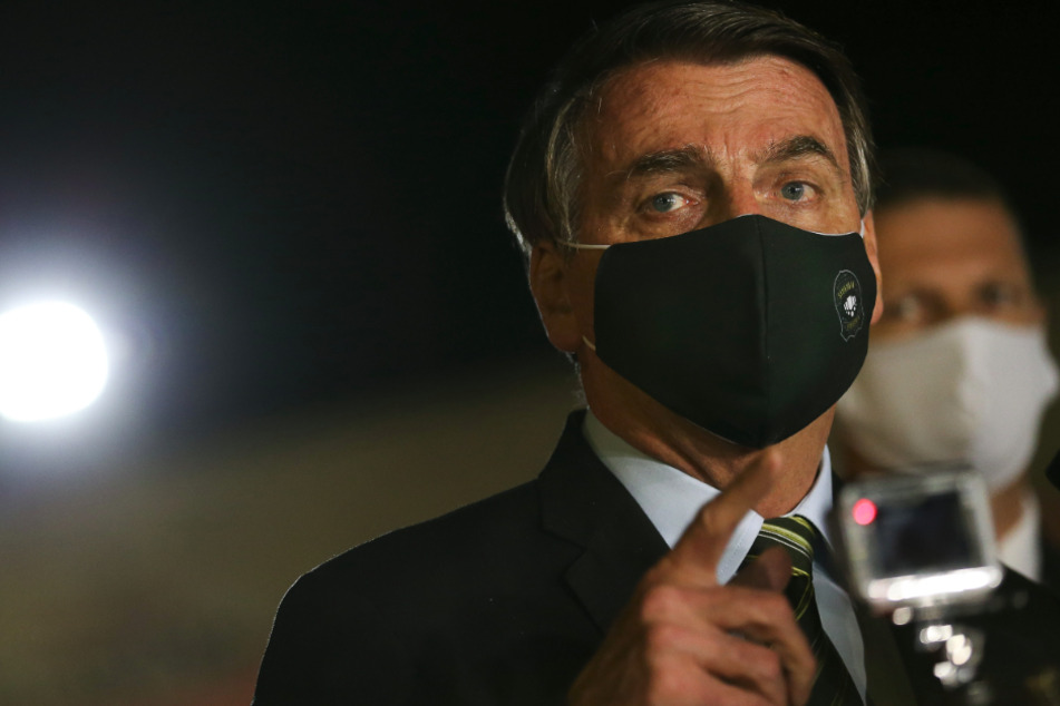 Jair Bolsonaro (65), Präsident von Brasilien.