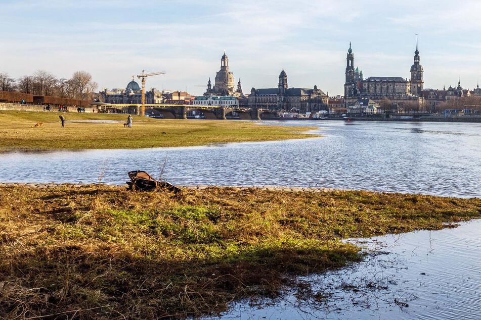 Schnee schmilzt auch in Höhenlagen: Droht Sachsen wieder ein Hochwasser?