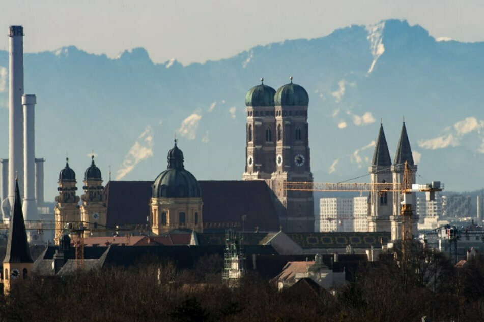 München liegt im bundesweiten Vergleich auf dem ersten Platz der gesündesten Landeshauptstädte.