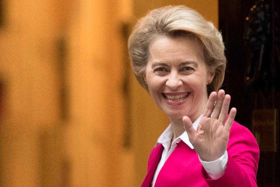 Ursula von der Leyen (62, CDU), die Präsidentin der Europäischen Kommission, hat - mal wieder - Kritik zurückgewiesen.
