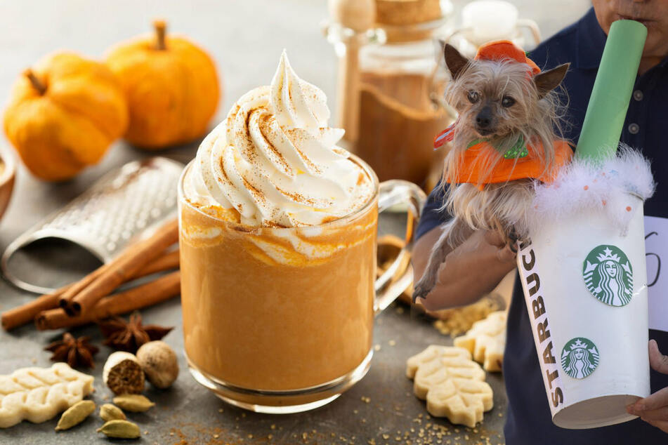 Starbucks' Pumpkin Spice Latte has made a triumphant and early return
