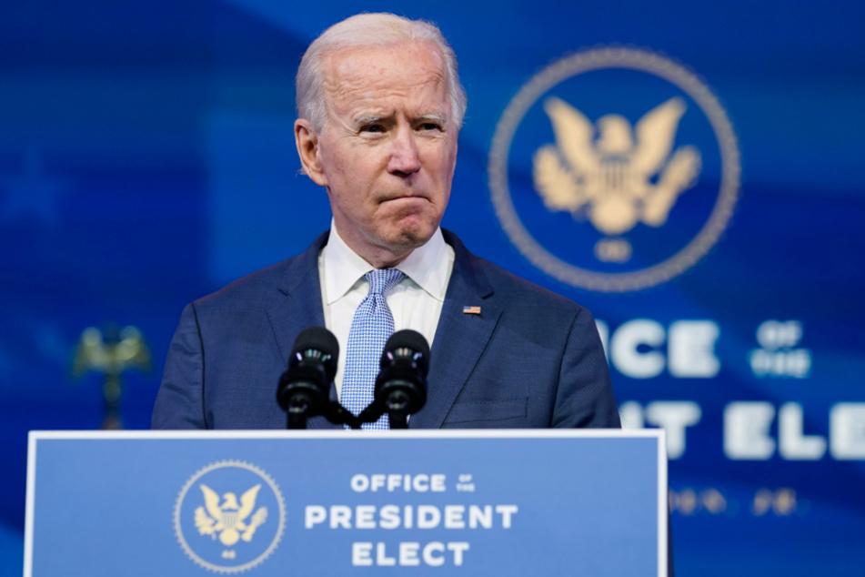 Joe Biden forderte Donald Trump zu einer Fernsehansprache und der Wahrung der Demokratie auf.