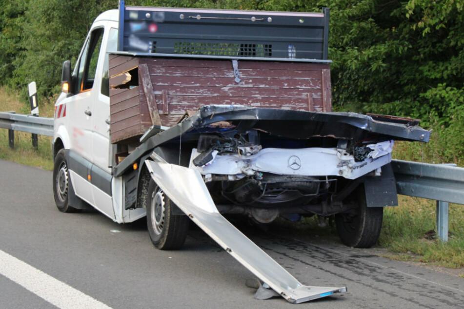 Streit wegen Überholmanövers führt zu schwerem Unfall auf A72
