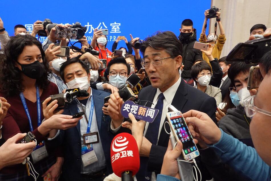 """Gao Fu: """"Es ist auch notwendig, Wege zu prüfen, wie der niedrige Schutz bestehender Vakzine angegangen werden kann."""""""