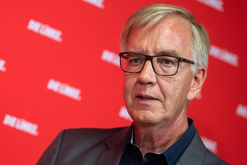 Linksfraktionschef Dietmar Bartsch (63) hatte beim Statistischen Bundesamts eine Anfrage zu den Stundenlöhnen der Beschäftigten in Deutschland gestellt.