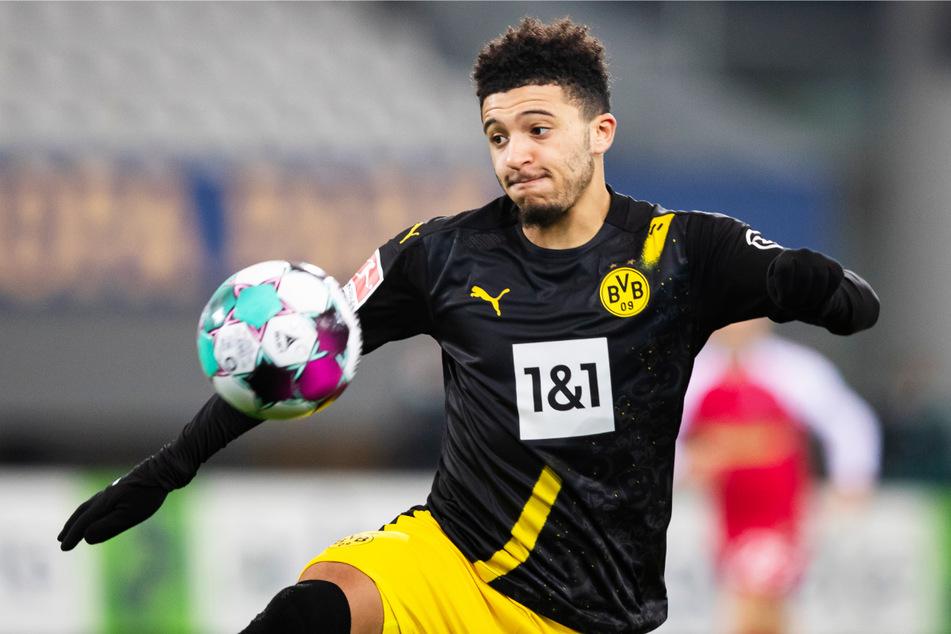 Jadon Sancho (21) wird in der neuen Saison offenbar nicht mehr im schwarz-gelben Dress auflaufen.