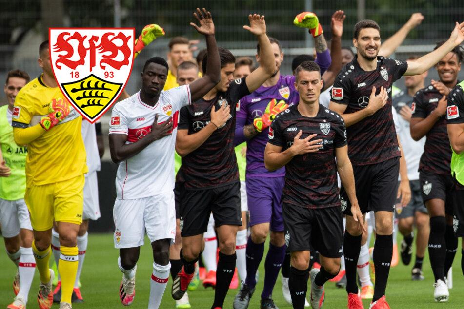 VfB Stuttgart startet Vorbereitung mit Thommy und Gonzalez