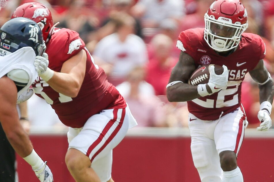 NCAA Football: The Razorbacks run all over the Longhorns at home for a surprising win