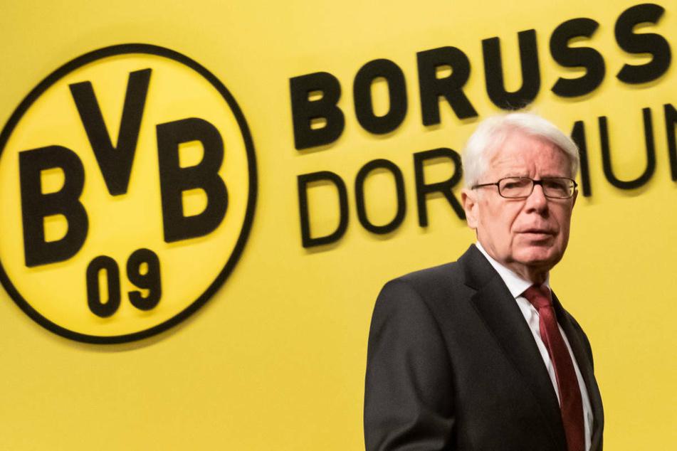 DFB-Steuerskandal: Verfahren gegen BVB-Präsident Reinhard Rauball eingestellt