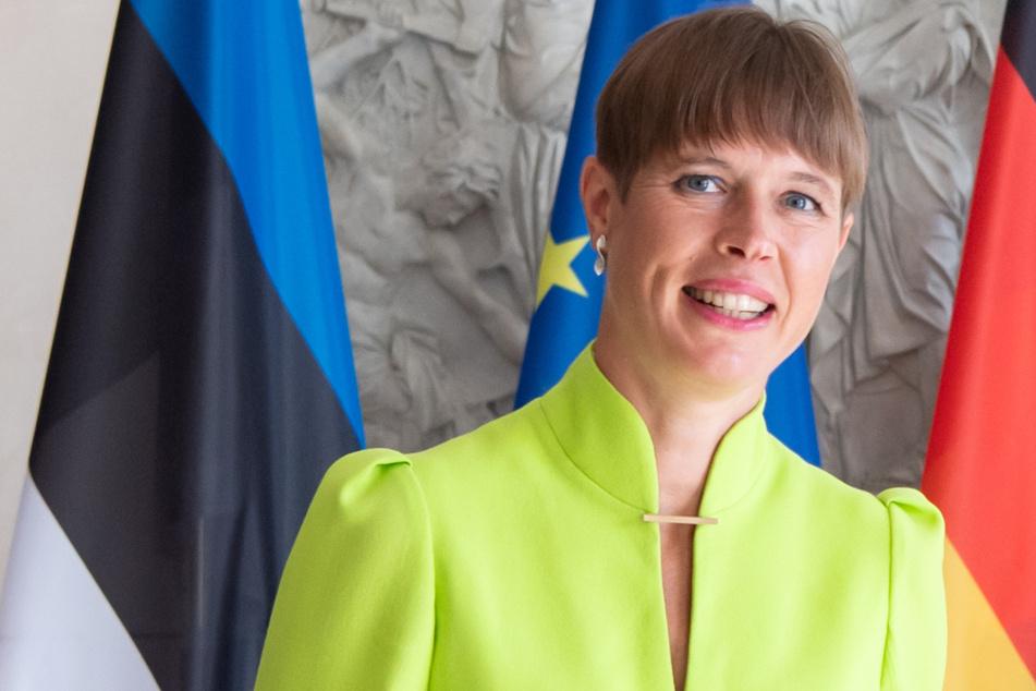 Estlands Präsidentin Kersti Kaljulaid verurteilt die Aussagen ihrer Minister aufs Schärfste.