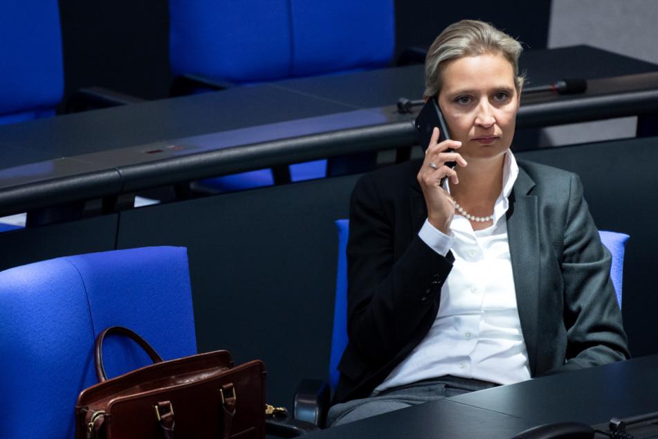 Illegale Parteispenden? Schweiz schließt Beweisaufnahme gegen AfD-Weidel ab