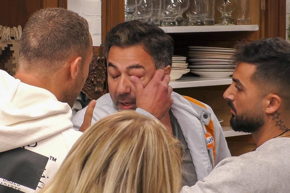 """""""Kubi"""" Özdemir (41) bereut seine Spuck-Attacke im Nachhinein, wie er in einem RTL-Interview erklärte."""
