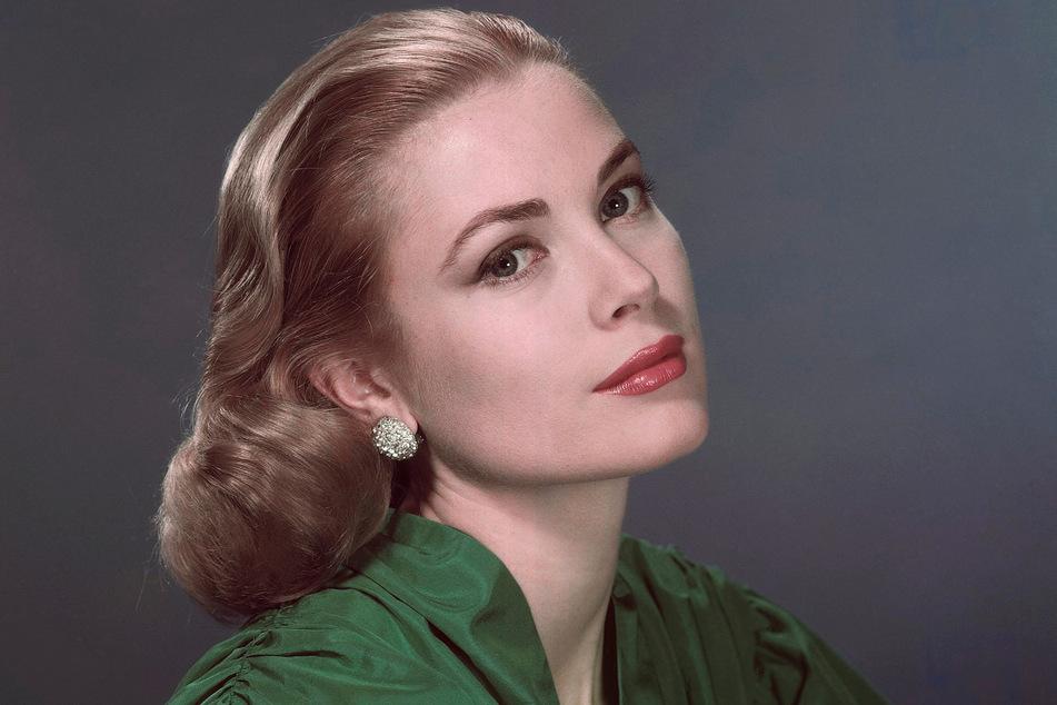 Schauspielerin Grace Kelly (†52) in einer undatierten Aufnahme.