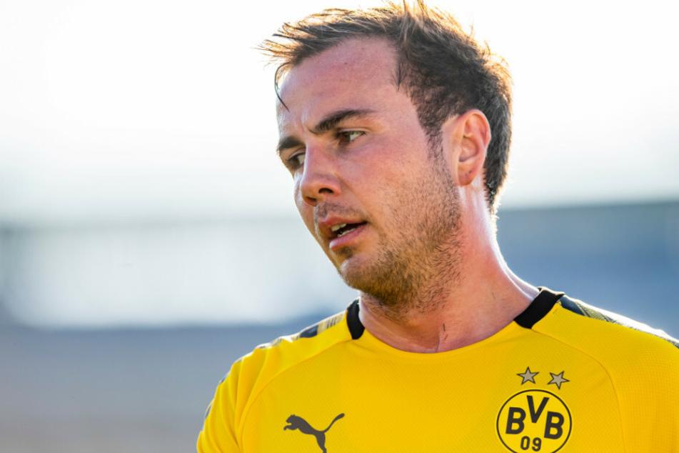 Mario Götze (27) wird Borussia Dortmund am Saisonende verlassen.