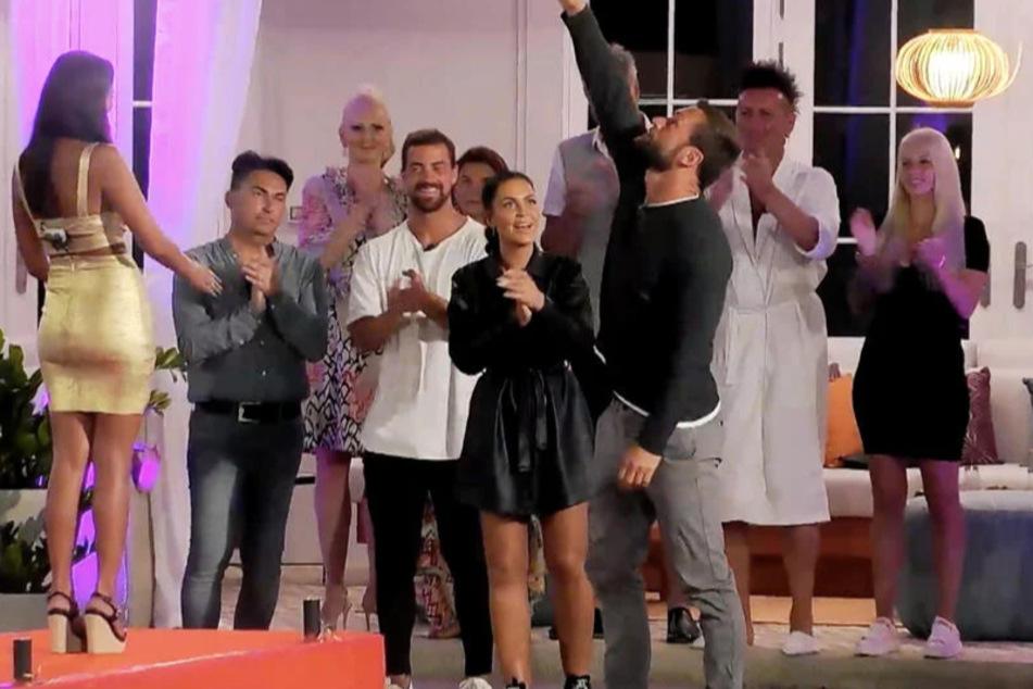 """Bastian Yotta (43) ist Sieger der ersten """"Promis unter Palmen""""-Staffel."""
