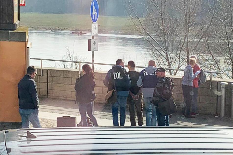 Am Donnerstag wurden offenbar mehrere Verdächtige festgenommen. In U-Haft befindet sich nun jedoch nur der 28-Jährige.