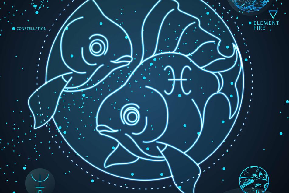 Dein Wochenhoroskop für Fische vom 27.09. - 03.10.2021.