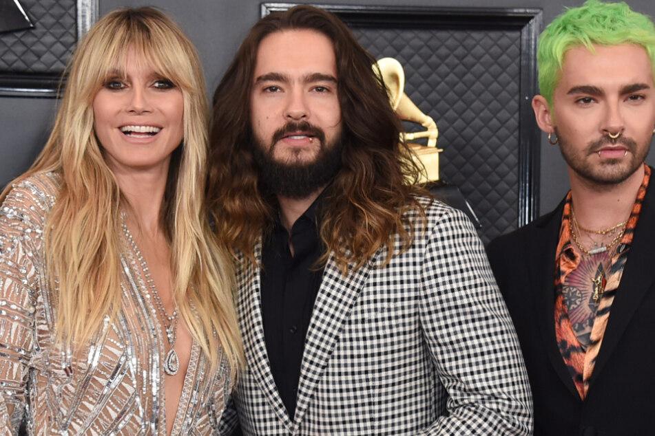 Heidi Klum: Coronavirus-Test: Tom Kaulitz' Ergebnis steht fest!