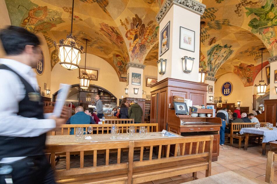 Wegen Schließung: Hofbräuhaus spendet 2,4 Tonnen Lebensmittel