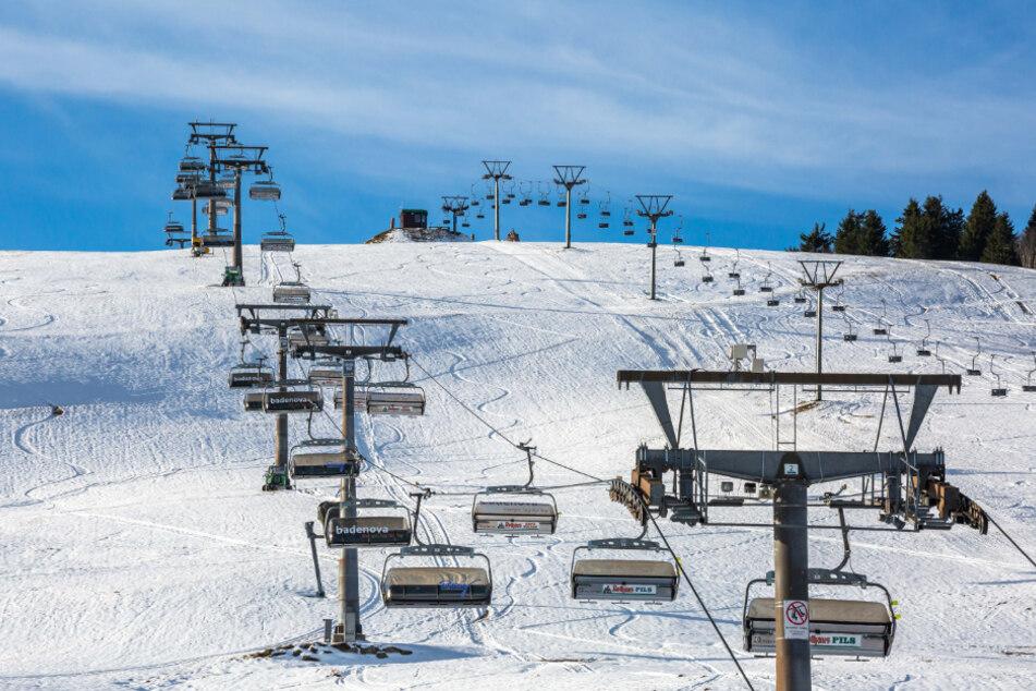 Wintersport-Tourismus mit großen Ausfällen wegen Pandemie