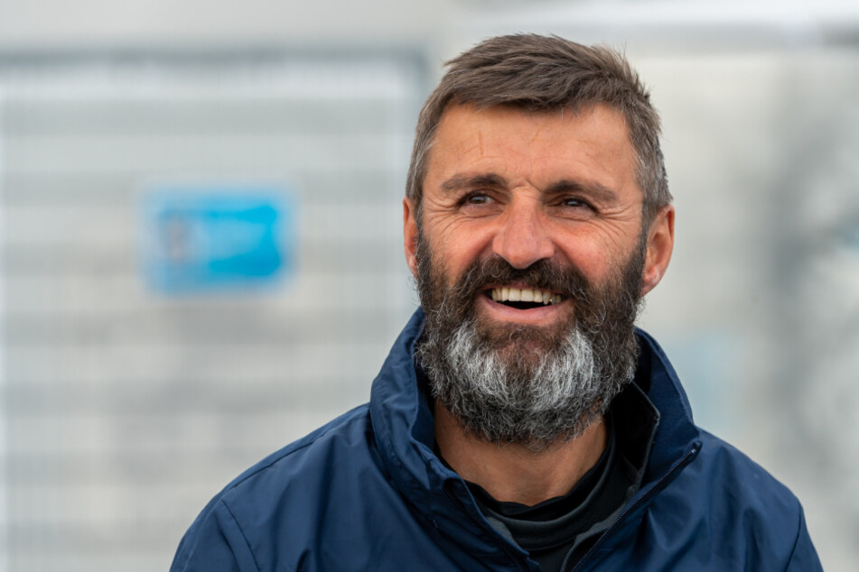 Michael Köllner (51) will den Druck von der Mannschaft nehmen.